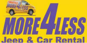 logo More4Less Car Rental