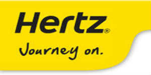 logo Hertz Car Rental